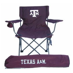 NCAA Ultimate Adult Tailgate Chair - Texas A&M
