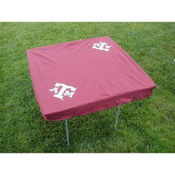 NCAA Ultimate Card Table Cover - Texas A&M