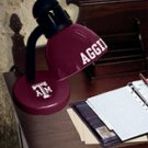 Desk Lamp - Texas A&M