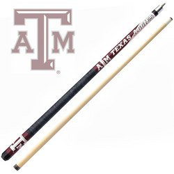 Officially Licensed Billiards Cue Stick - Texas A&M