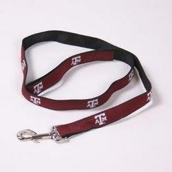 NCAA Football Dog Collars - Small Lead - Texas A&M