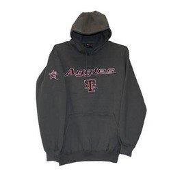Hoodie - Gray - M - Texas A&M