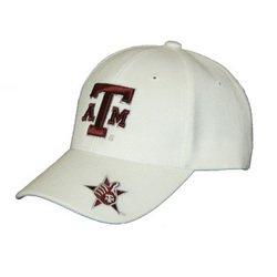 Classic Cap - White - Texas A&M