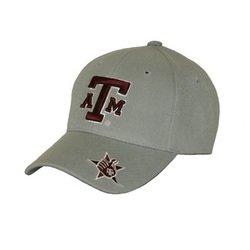 Classic Cap - Gray - Texas A&M