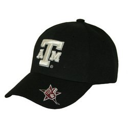 Classic Cap - Black - Texas A&M