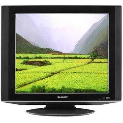 "20"" Flat Panel LCD TV - Sharp"