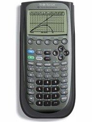TI-89 Graphing Calc Titanium - Texas Instruments
