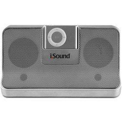 Mini Speaker System For Shuffle 2G - I.Sound