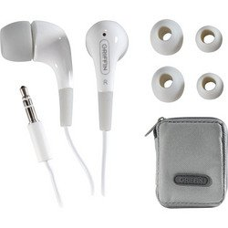 White Tunebuds Earphones - Griffin Technology