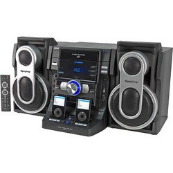 Micro Music System With Dual Built-In iPod® Docks - iSymphony