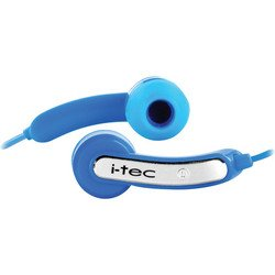 iPod® Earbuds - Blue - I-Tec