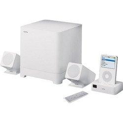 2.1 Audio Docking System For iPod® - White - ArtDio