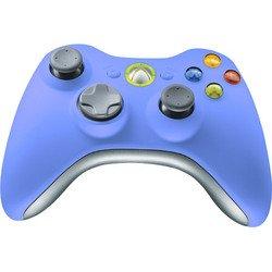 Blue Wireless Controller X360 - Microsoft