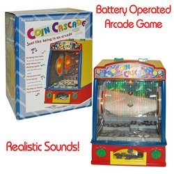 Coin Cascade Carnival Game