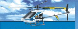 24 Inches Double Propeller Helicopter - MicroGear