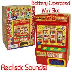 Super Slot Triple Thunder Mini Slot Machine