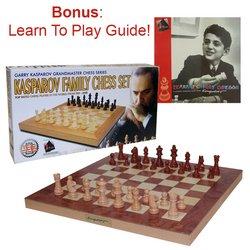 Kasparov Family Chess Set