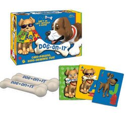 Spoons Card Game: Dog On It - USAopoly