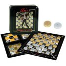 Elvis Checkers / Tic Tac Toe Combo - USAopoly