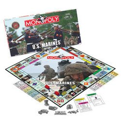 Marines Monopoly - USAopoly