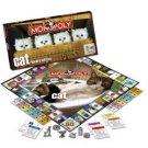 Cat Lover's Monopoly Game - USAopoly