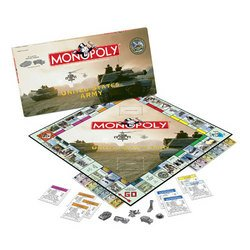 Army Monopoly - USAopoly