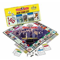 New York City Monopoly - USAopoly