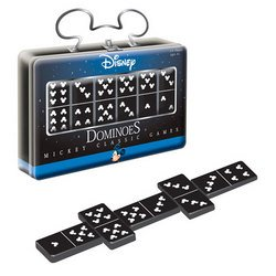 Mickey's Collection Dominoes - USAopoly