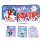 Rudolph 3 in 1 Games - USAopoly