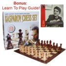 Kasparov Introduction Chess Set
