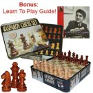 Kasparov Tin Chess Set