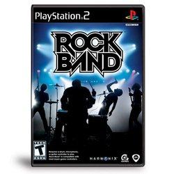 Rock Band Software PS2 -Electronic Arts