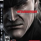 Metal Gear Solid 4 PS3 - Konami