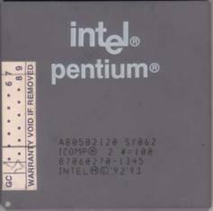 Intel Pentium 1