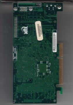Voodoo 3 Graphics Card