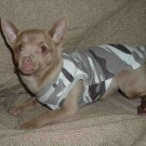 DESERT CAMOUFLAGE T-SHIRT FITS T-CUP DOGS FREE USA SHIPPING
