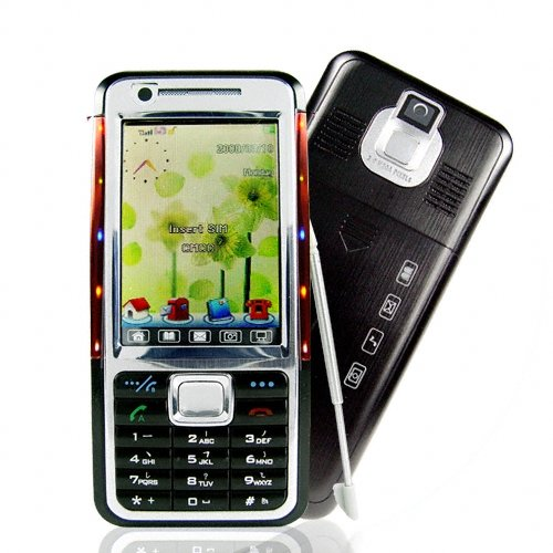 Dual Sim Touchscreen Multimedia Mobile