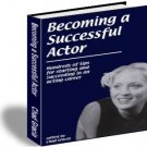Becoming a Successful Actor