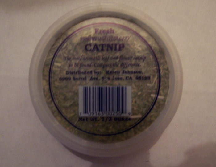 Premium Quality Cat Nip 1/2 ounce