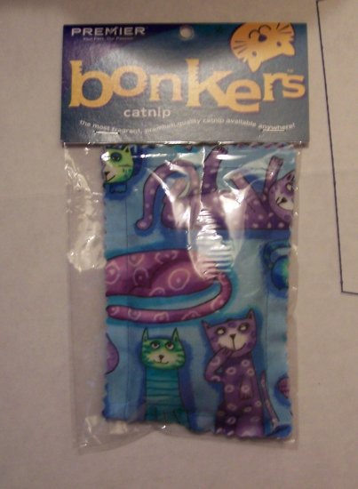 Premier Bonkers Catnip Pillow