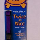 Twice As Nice Break-Away Kitty Cat Collar Purple