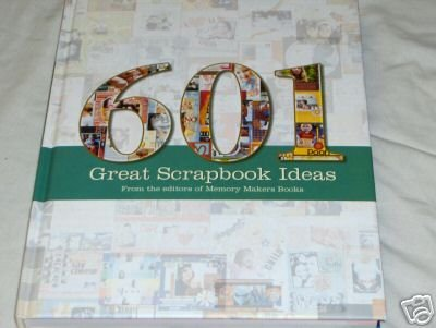 Great Scrapbook Ideas by Memory Makers