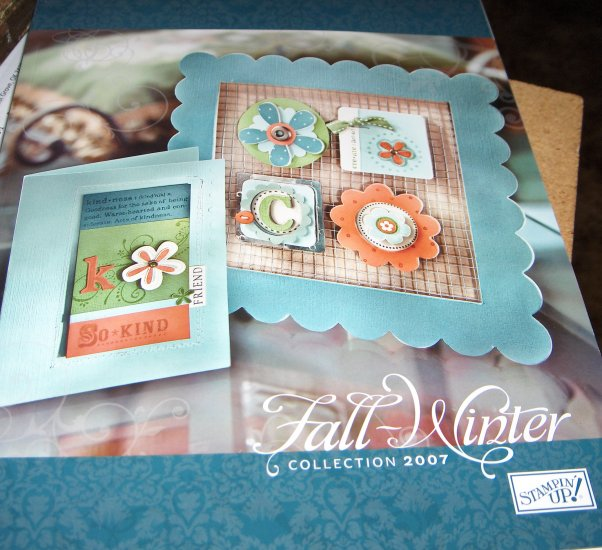 Stampin Up Fall-Winter Collection 2007