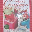 Merry Christmas Ideas by Carol Field Dahlstrom (2007)
