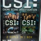 CSI: Dark Motives Double Pack for Windows