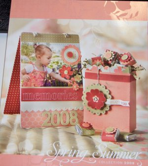 Stampin Up Spring-Summer Collection 2008