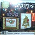 Cards December  2008
