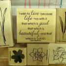 Stampin Up Beautiful Life