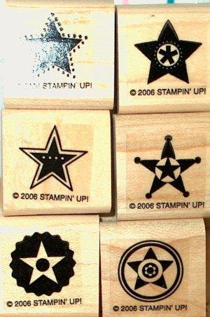 Stampin Up Starstruck