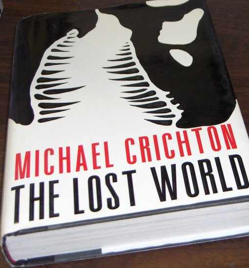 an analysis of the lost world by michael crichtons Jurassic park, back to top  the lost world, by michael crichton (ballantyne  books, 1996) another  computational analysis of dna and protein sequences.